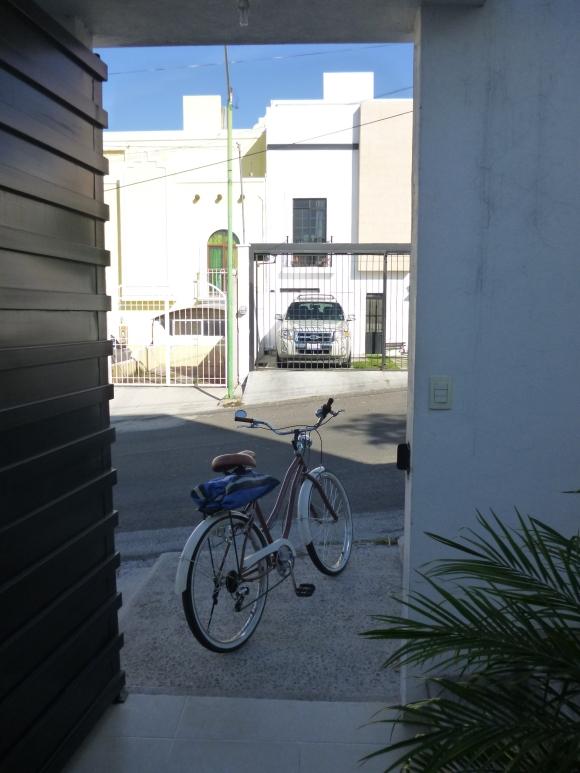 Un día en bicicleta